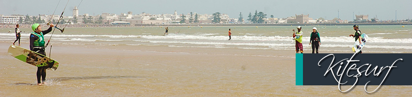 Kitesurf Essaouira Morocco